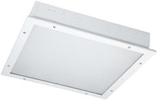 Bismarck LED Panel 37W 830, 3700 lumen 595 x 595 mm, IP54