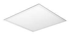 Fulton LED Panel opal 45W 840, 4950 lumen, Dali/Dsi, 595x595