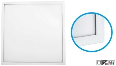 Fulton LED Panel prismatisk 30W 840, 3300 lumen, 595x595 mm