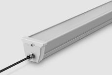 Armatur Skive Robust LED 40W 840, 4800 lumen, 1240 mm, IP66