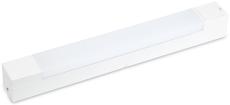Armatur Hawaii LED 9W 830, 930 lm, med udtag, 600 mm hvid IP