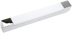Armatur Hawaii LED 9W 830, 930 lm, med udtag, 600 mm krom IP
