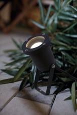 Spotlight spyd HI-Power led sort