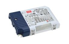 LED Driver LCM-40, 2-100V 40W, 350-1050 mA
