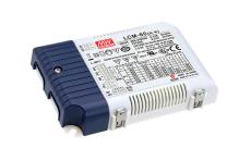 LED Driver LCM-60, 2-90V 60W, 500-1400 mA