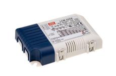 LED Driver LCM-25DA, 6-54V 25W,350-1050 mA, dali og push