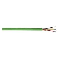 Kabel EIB BUS KNX 2x2x0,8 grøn LSOH T500