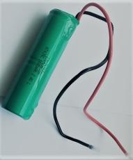Batteripakke 2HT43SC 2,4V 1600 mAh, stav