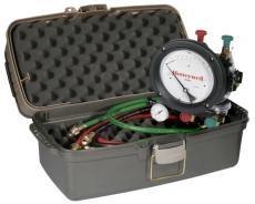 Honeywell testudstyr for TBS - ventiler type BA iht. EN - 17