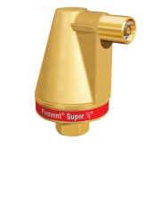 """Flamco Flexvent Super 1/2"""" automatisk udlufter"""