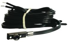 ESMC, PT1000 anlægsføler 2 meter kabel
