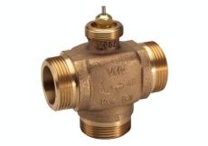 VMV 30, 3vejs ventil, DN25, kvs 6,3