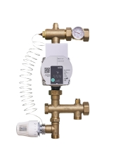 Roth shunt med termostat ventil