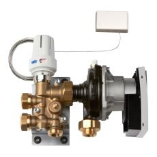 Roth Minishunt med termostatisk regulering