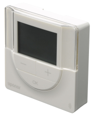 Uponor smatrix wave digital termostat trådløs t-166