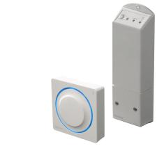 Regulerings kit m.termostat drejeskive trådløs x-161+t-165