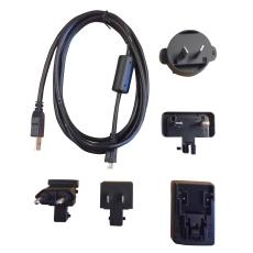 Strømforsyning til Testo 310 og Testo 320 - med USB kabel