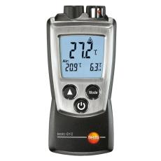 Luft og IR termometer