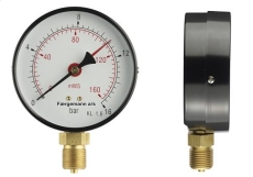 "1/4"" x 63 mm Manometer 16 bar"