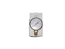 "1/2"" x 80 mm Manometer 10 bar"
