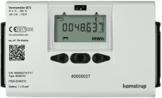 """Varmemåler MULTICAL® 603 2,5M³/H / 190mm / 1"""", med batteri"""