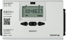 """Varmemåler MULTICAL® 603 6,0M³/H / 260mm / 1 1/4"""", med batte"""