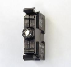 LAMPEFA.85-264V RØD M22-LED230