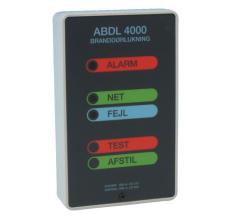Branddørlukningscentral ABDL 4000