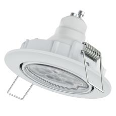 Lightify Downlight 6W GU10 36° hvid