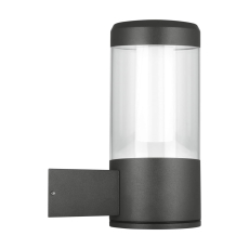 Vægarmatur Facade Lantern 12W 830, 610 lumen, antracit, IP54