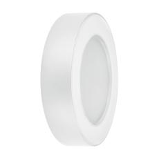 Væg-/loftarmatur Facade Surface Round 13W 830, hvid, IP54
