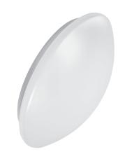 Væg-/Loftarmatur Surface Circular 400 24W 840, 1920 lm, m/se