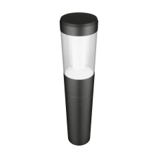 Pullert Bollard 500 Lantern 12W 830, 610 lumen, antracit, IP
