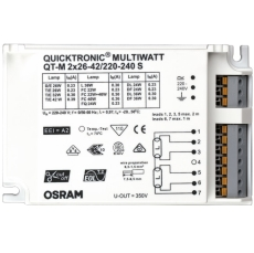 HF-Spole QT-M 2x26-42W