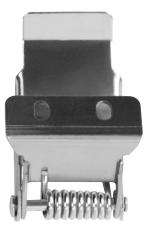 Ledvance Panel monteringsclips (pose med 8 clips)