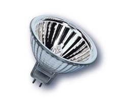 Halogen Decostar 51 Alu 35W 1100 lumen GU5,3 36° u/frontglas