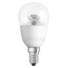 LED Krone 6W/827 470 Lumen E14 Klar Sparkling Dæmpbar