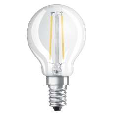 Parathom LED Retro Krone 2,8W 827, 250 lumen, E14 klar (A++)