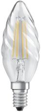 Parathom LED Retro Kerte 4W 827, 470 lumen, E14 snoet (A++)