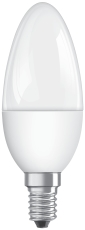 Parathom LED Retro Kerte 4W 827, 470 lumen,  E14 mat (A++)
