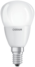 Parathom LED Classic Krone 6W 827, 470 lumen E14 mat dæmp (A