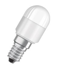 LED Star Special T26 2,3W 827, 200 lumen E14, mat, bli (parf