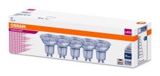 Parathom LED Par16 4,3W 827, 350 lm, 36°, GU10, (boks m/5 st