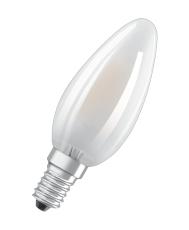Parathom LED Retro Kerte 2,5W 827, 250 lm, E14 mat dæmp (A++
