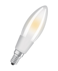 Parathom LED Retro Kerte 4,5W 827, 470 lm, E14 mat dæmp (A++