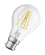 Parathom LED Retro Standard 4W 827, 470 lumen, B22D klar (A+