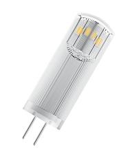 LED Star Pin 1,8W 827, 200 lumen, G4, klar, bli