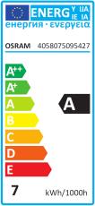 Parathom LED PAR16 Pro Color 6,4W 927, 350 lm, GU10 36° dæmp