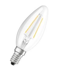 Parathom Dim Retro Kerte 3,3W 827, 250 lumen, E14 filament,