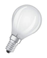 Parathom Dim Retro Krone 3,3W 827, 250 lumen, E14, filament,
